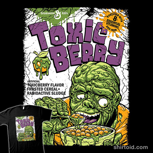 Toxic Berry Cereal