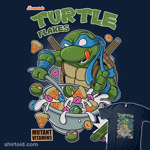 Turtle Flakes