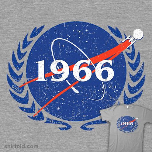 Vintage Starship