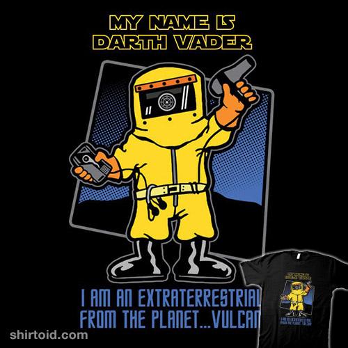 Vulcan Vader