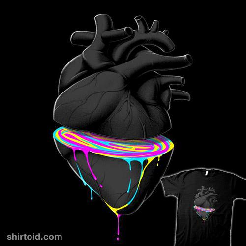 Bleeding Heart Colors