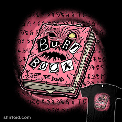 Burn Book of the Dead