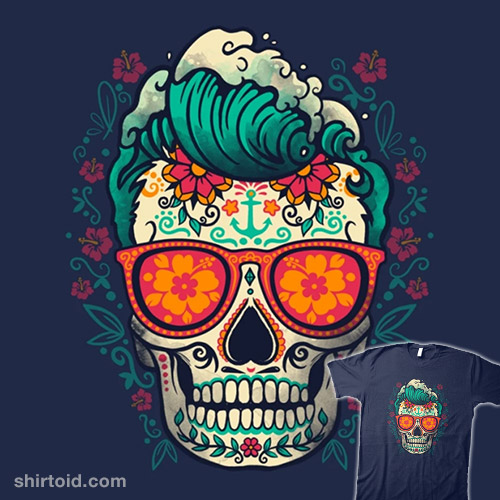 Calavera Summer Surfer