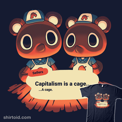 Capitalism is a Cage