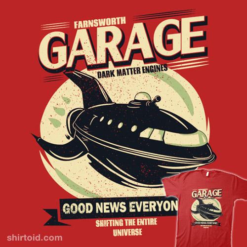 Farnsworth Garage