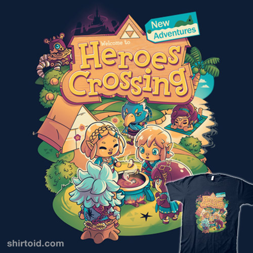 Heroes Crossing