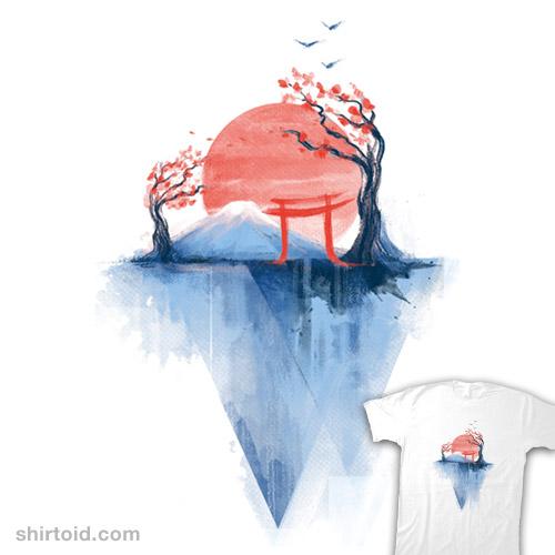 Japan Watercolor