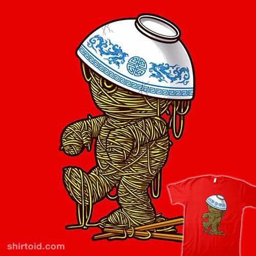 Ramen Mummy