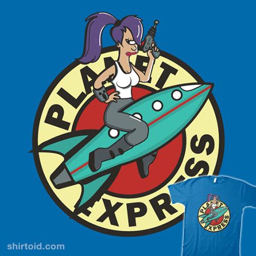 Rocket Girl Express