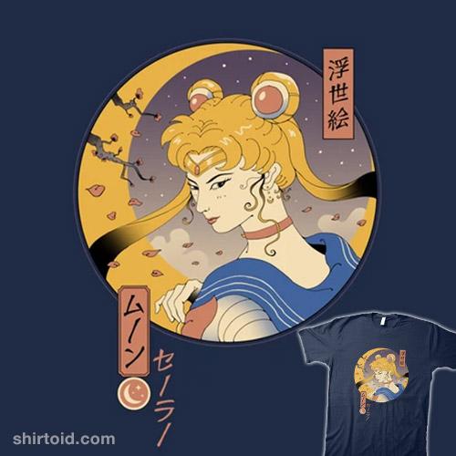 Sailor Ukiyo-e