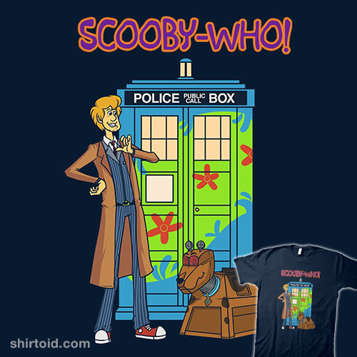 Scooby-Who
