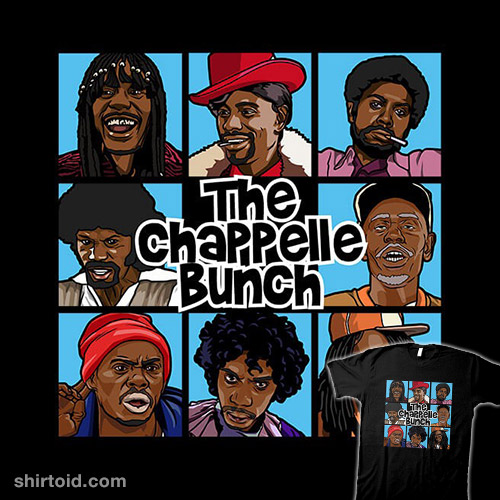 The Chappelle Bunch