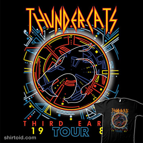 ThunderCats Third Earth Tour