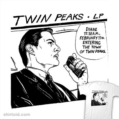 Twin Peaks LP