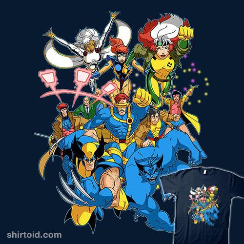 90s Mutants