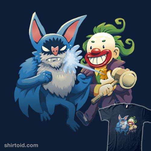 Bat & Clown