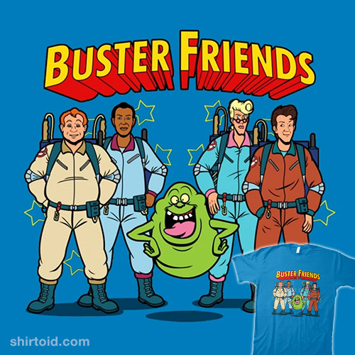 Buster Friends
