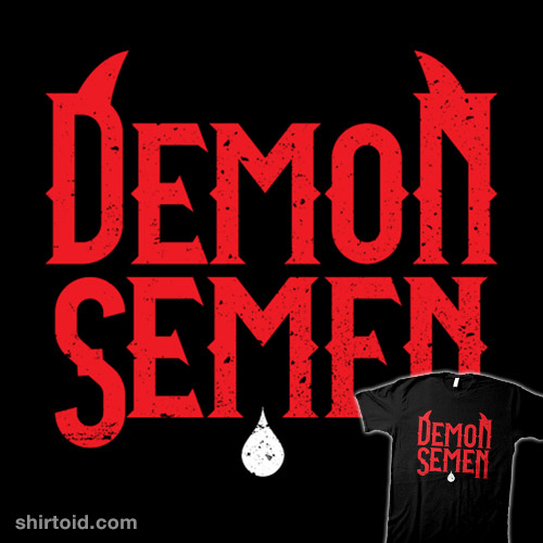 Demon Semen