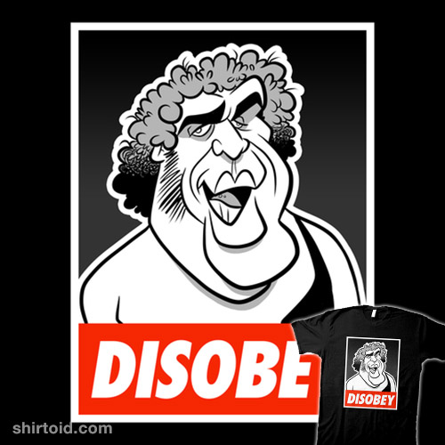 Disobey Giant