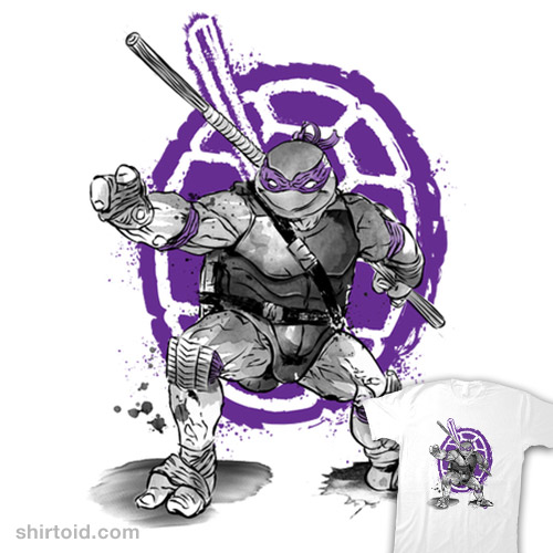 Donatello sumi-e