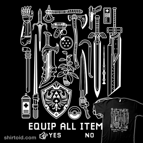 Equip All Items