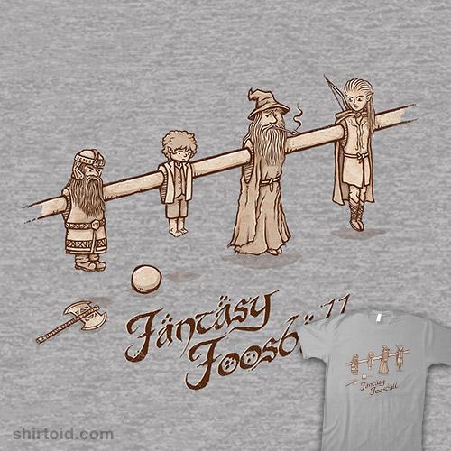 Fantasy Foosball