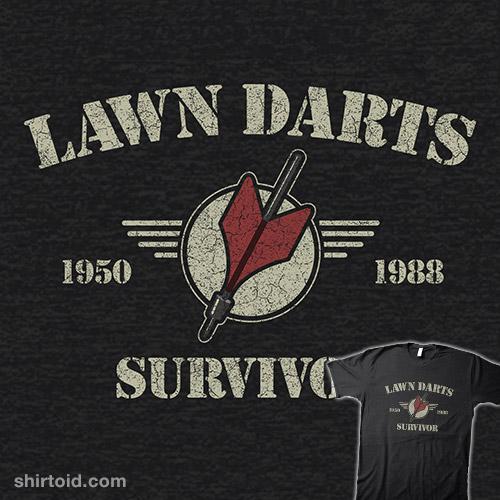 Lawn Darts Survivor