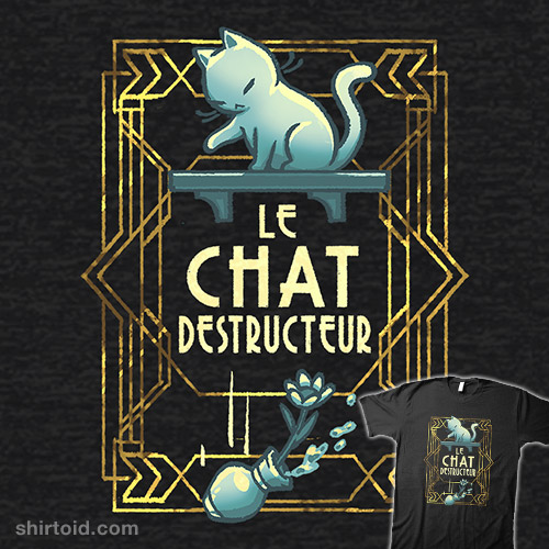 Le Chat Destructeur