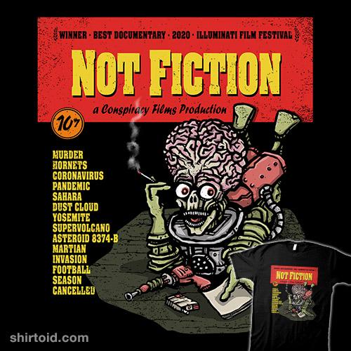Not Fiction
