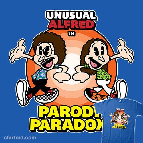 Parody Paradox!