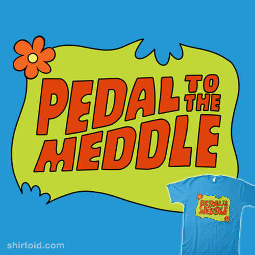 Peddle to the Meddle