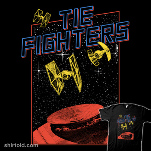 TIE FIGHTERS