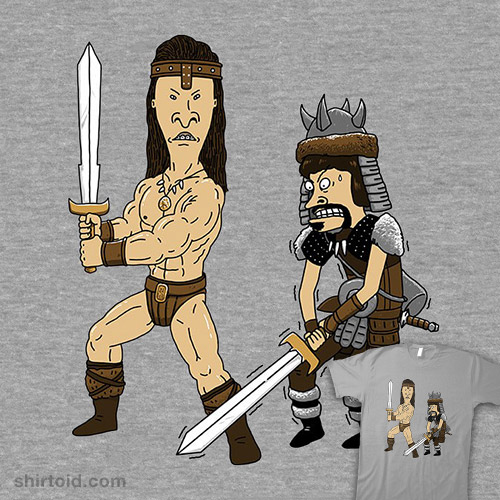 The Barbarian and the Thief