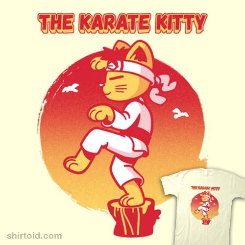 The Karate Kitty