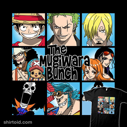 The Mugiwara Bunch