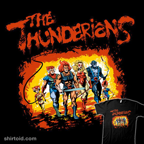 The Thunderians