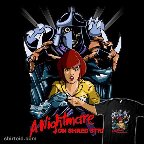 A Nightmare On Shred Street
