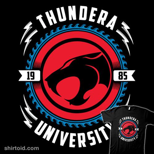 Alien Cats University
