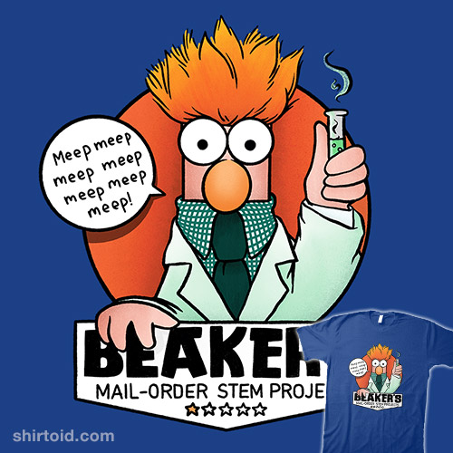 Beaker's Mail-Order STEM Projects