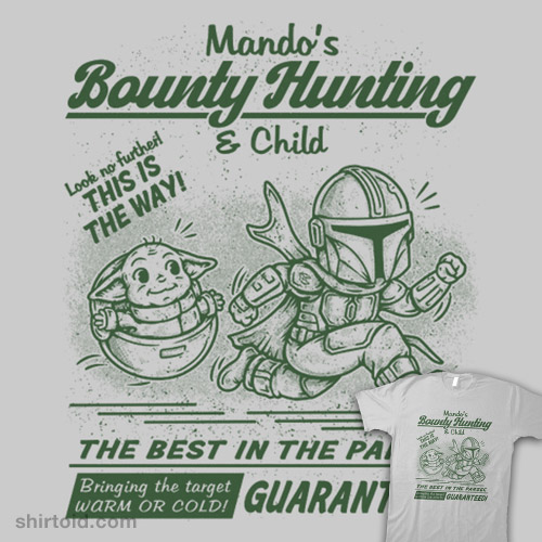 Bounty Hunting Business