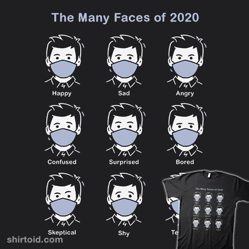 Faces of 2020