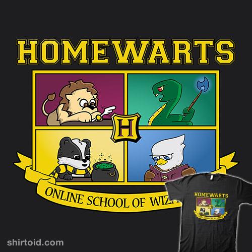 Homewarts