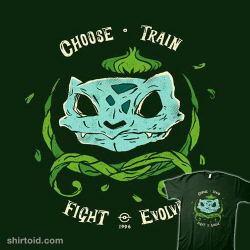 I Choose Grass
