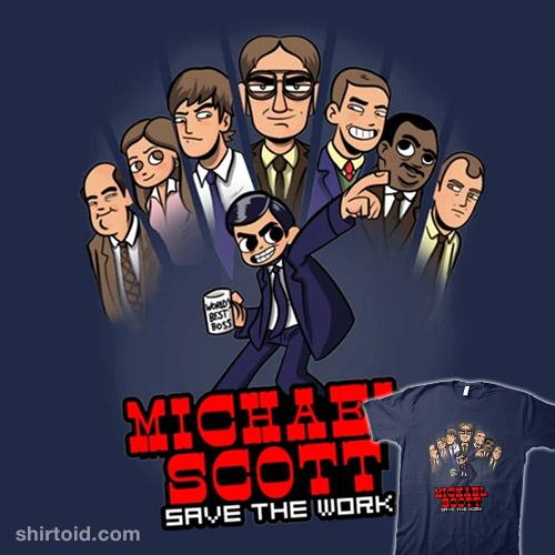 M Scott Save the Work