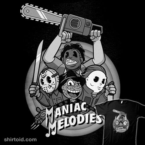 Maniac Melodies
