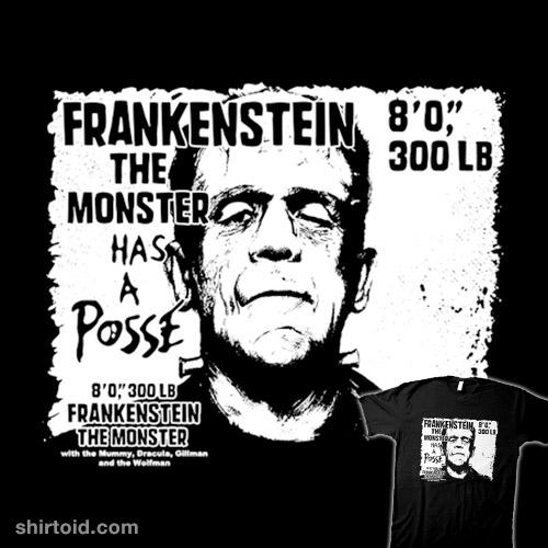 Monster Posse
