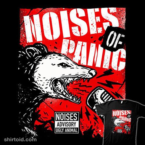 Noises of Panic