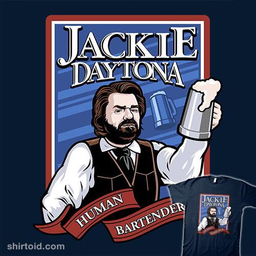 Jackie Daytona – Regular Human Bartender