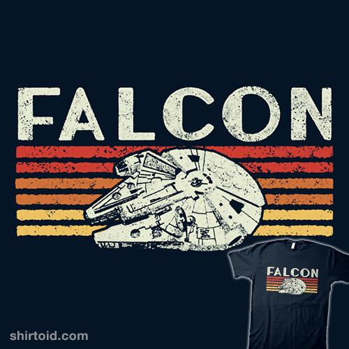 Retro Falcon