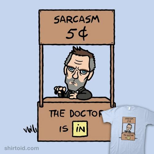 Sarcasm Stand